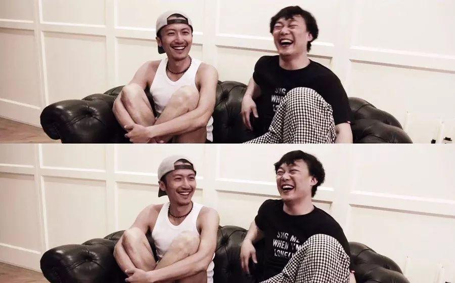 """陈奕迅和谢霆锋""""在一起""""23年了"""