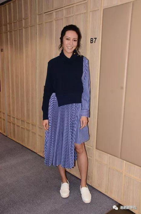 28岁TVB小花凭新剧爆红 被港媒揭她曾改名转运 她的回应是...