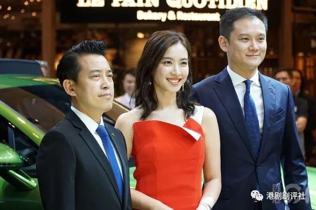 30岁TVB小花向TVB请假读书 预告2年后正式复出拍剧
