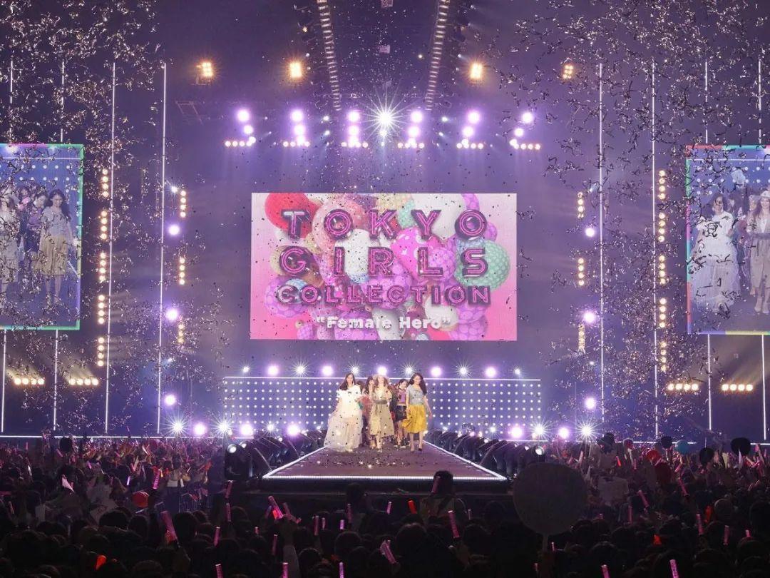 「东京女孩时装秀」堪比小个子穿搭教科书