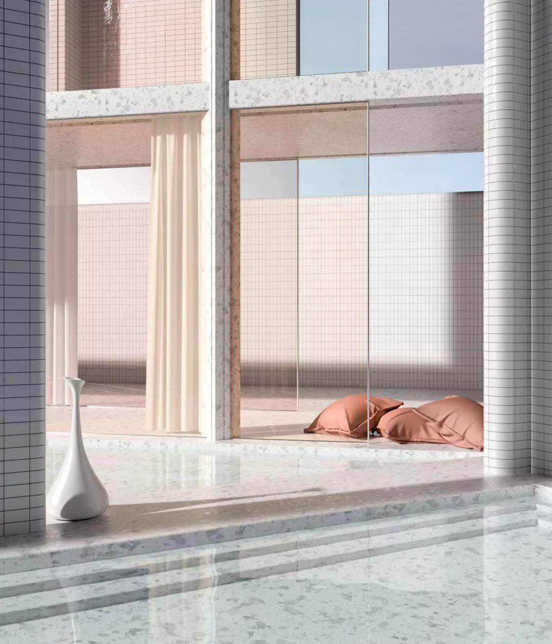 Alexis Christodoulou | 渲染艺术家梦幻般的空间