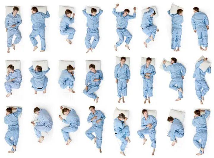 颈腰椎最爱这个睡姿!颈肩腰背痛的朋友了解下