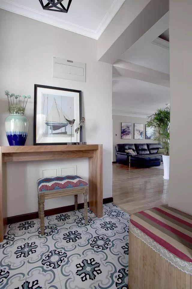 140平美式新房完工,邻居来参观完后,疯狂带人来参