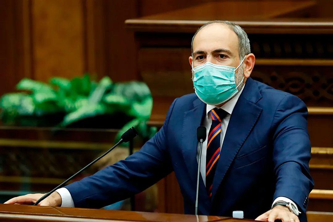 亚美尼亚和阿塞拜疆冲突升级