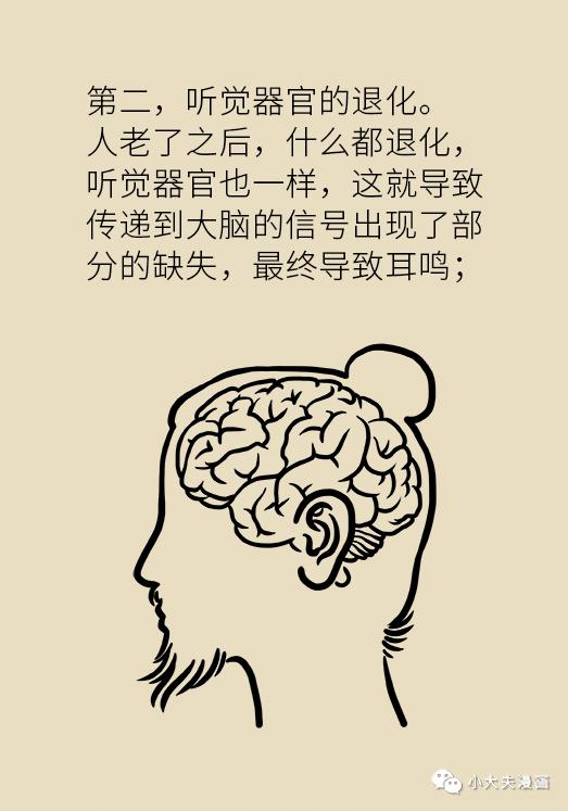 别被自己吓倒!大部分耳鸣都不是病,有这些症状才是大病征兆!